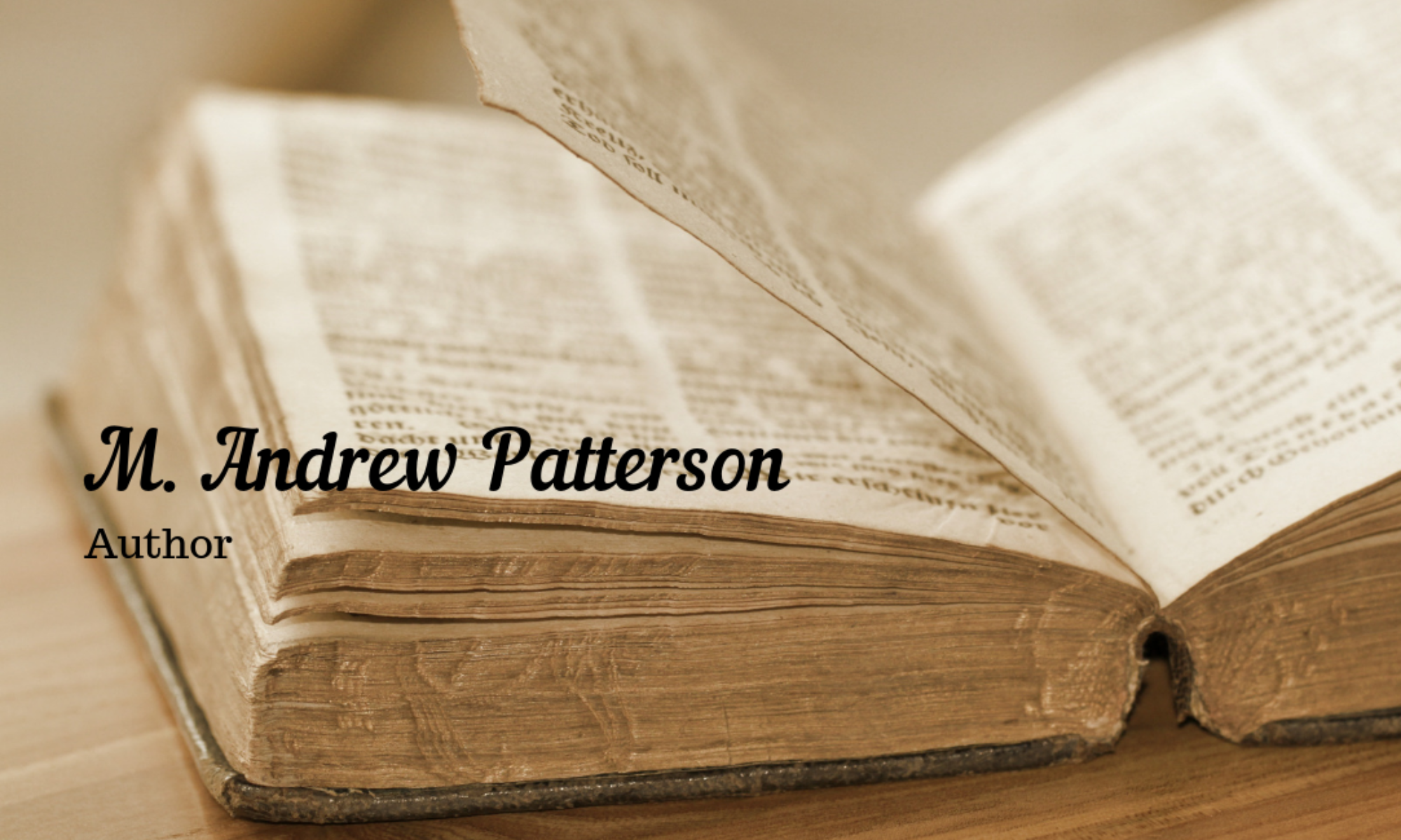 M. Andrew Patterson